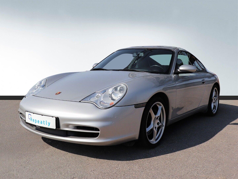Porsche 911 Carrera 4 - Coupé