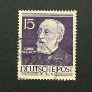 Timbre-BERLIN-Yvert-et-Tellier-n-82-Obl-Lot-B-Cyn37-Stamp