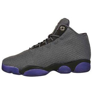finest selection a5975 e3f0f Nike Air Jordan Horizon Low BG Big Kids Youth Shoes Dark Grey/Black ...