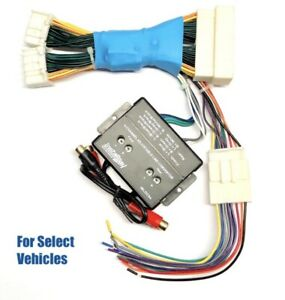 4 Channel Add Amp Amplifier Adapter Interface for some Kia