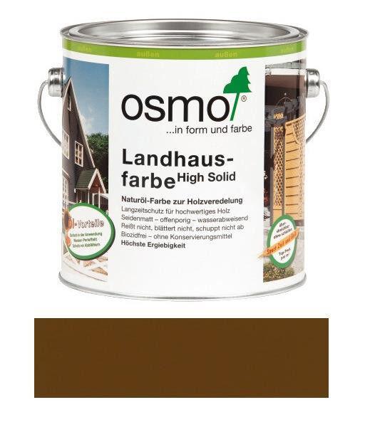Osmo Landhausfarbe Mittelbraun Mittelbraun Mittelbraun 25 l TOP NEUWARE 9eaa2f