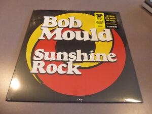 Bob-Mould-Sunshine-Rock-LP-ltd-edit-red-amp-yellow-swirl-Vinyl-Neu-amp-OVP