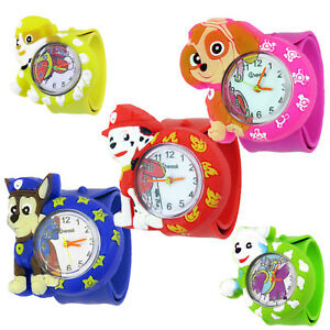New-Paw-Patrol-Kids-Girls-Cartoon-Wrist-Watch-Children-Christmas-Gift-5-Colours