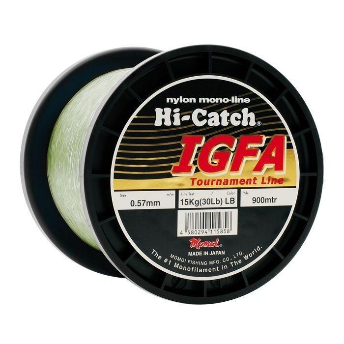 MOMOI HICATCH IGFA 30LB MT900