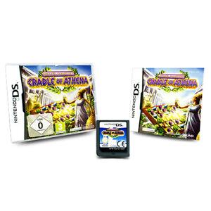 Nintendo-Jeu-DS-Maitre-de-Bijoux-Cradle-Athenes-Emballage-D-039-Origine-avec-Manuel