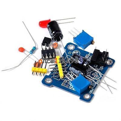 NE555 Adjustable and Frequency Adjustable Module DIY Kit /Pulse Generator Module