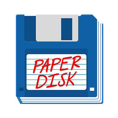 PaperDisk