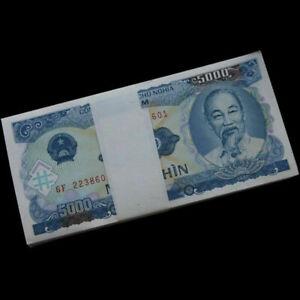 Vietnam 20000 Dong lot 100 pcs