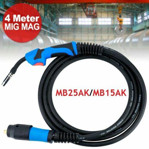 Schweißbrenner MB15 MB25 4M Schlauchpaket Brenner Schutzgas MIG MAG Schweißgerät