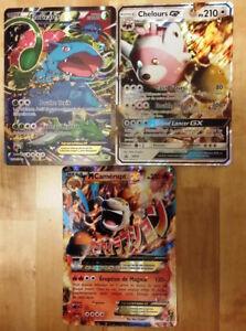 Lot-de-3-grandes-cartes-Pokemon-Jumbo-neuves-ex-et-gx