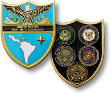NEW U.S. United States Southern Command Challenge Coin. 78161.