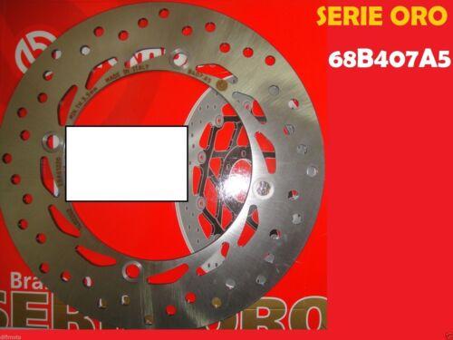 KIT BREMBO DISCHI+PASTIGLIE ANTERIORI+POSTERIORI TRANSALP 650 2000 2001 PIC53