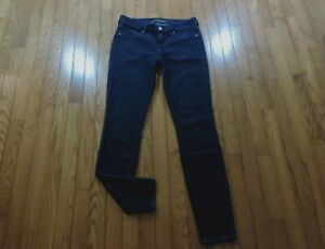Rich-amp-Skinny-Jeans-Carly-Blue-Marilyn-Mid-Rise-Skinny-Leggings-Size-28