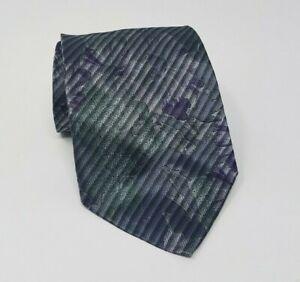 Cravatta-Gianni-Versace-100-pura-seta-tie-silk-original-made-in-italy-handmade