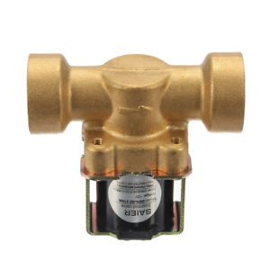 DC-12V-G1-2-039-039-Normally-Closed-Solenoid-Valve-2-Ways-Brass-Fluid-Control-Switch