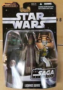 "Star Wars Saga (023) Lushros Dofine (Episode III) 3.75"" Figure"