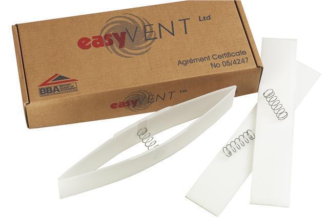 EASYVENT LOFT VENTILATION X 10 CURES CONDENSATION IN THE LOFT - DIY INSTALL