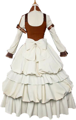 Cosplay Costume for Code Realize Cardia Beckford Princess