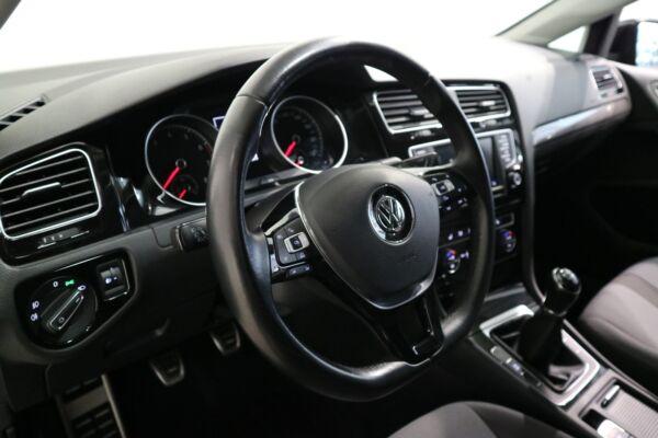 VW Golf VII 1,4 TSi 125 Allstar Variant BMT - billede 4