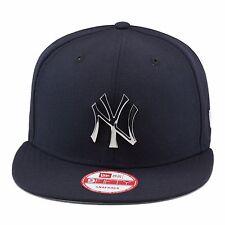 25418caa1e4 item 5 New Era new York Yankees Snapback Hat Cap NAVY SILVER Metal Badge  mlb -New Era new York Yankees Snapback Hat Cap NAVY SILVER Metal Badge mlb