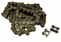 X7 Chain For A 4 Stroke Fs529a Pocket Bike 88 Links With 2 Master Links 420