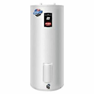 Bradford White Re350s61ncww N2015 50 Gallon Electric Water Heater 47 671632790920 Ebay