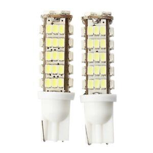 2X-T10-W5W-68-SMD-LED-ampoule-lampe-Lumiere-de-voiture-Blanc-12V-H3C2
