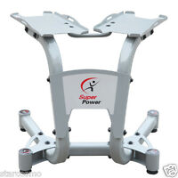 Dumbbell 2 In 1 Stand Home Gym Exercise Weights.suit Bowflex Selecttech 552 1090