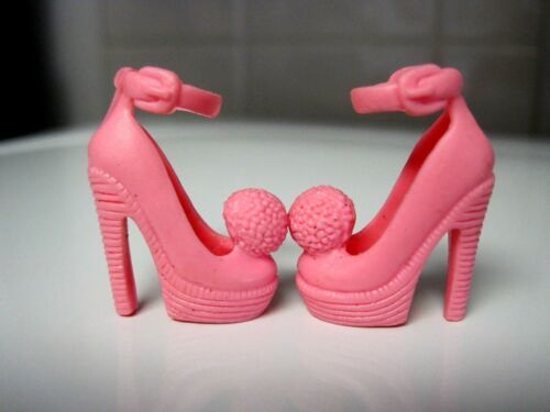 BARBIE DOLL CLOTHES//SHOES *MATTEL HIGH HEELS *NEW*  #1256