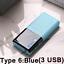 Ultra-thin-Portable-External-Battery-Huge-Capacity-Power-Bank-900000mAh-Charger thumbnail 48