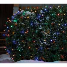 item 2 new 150 led multicolor mini net lights 4 ft x 6 ft christmas home accents new 150 led multicolor mini net lights 4 ft x 6 ft christmas home accents