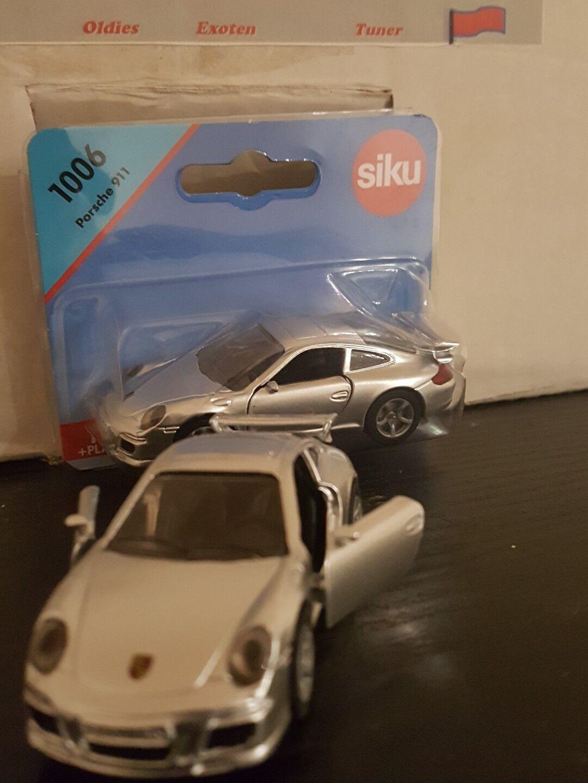 Gebraucht Wie Neu Gebraucht Car Miniatur Porsche 911 Carrera 4 Auto Miniatur
