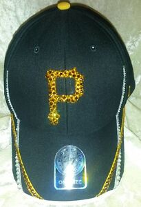 d19e6d64ac5ea5 Image is loading Pittsburgh-Pirates-Womens-47-Brand-Rhinestone-MLB-Baseball-