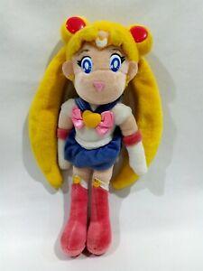 HTF-Sailor-Moon-Plush-Doll-Stuffed-Toy-Vintage-Bandai-1994-Japan-14-034