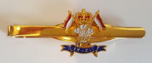 Regimental Tie Clip  British Army 9th //12th LANCERS