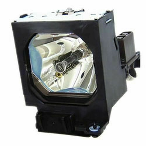 REPLACEMENT LAMP & HOUSING FOR SONY VPL-S50M