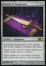 MTG SWORD OF VENGEANCE EXC - SPADA DELLA VENDETTA - M11 - MAGIC
