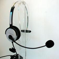 AVIP-168 Headset for Panasonic KX-T7220 KX-T7230 KX-T7330 KX-T7433 KX-T7625 EASA