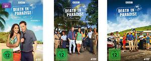 12-DVDs-DEATH-IN-PARADISE-SEASON-STAFFEL-7-8-9-IM-SET-NEU-OVP-amp