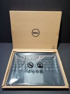 New REAL-DEAL Dell Latitude 2-in-1 * GREEK * Travel Keyboard PC90-BK-GRE  CF6C0