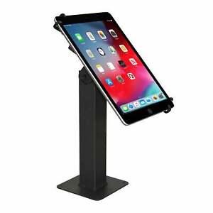 Lockable-Tablet-Counter-Kiosk-Mount-Tilt-amp-Rotate-For-iPad-7th-gen-10-2-inch