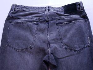 Mens entrejambe affligé inseam décontracté Relaxed 28 Neuw 34x32 Lands Neuw 34x32 Faded Jeans Lands Distressed délavé Hommes Traat 28 Traat détresse Jeans en xwCvpHq