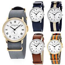 Frederique Constant Slimline Silver Dial Men's Watch FC235M4S (Collection)