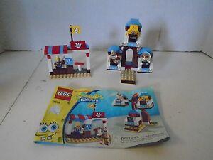 Lego Spongebob Squarepants Space Magnet set 4553060 New