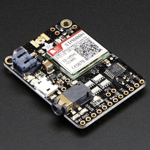por ejemplo UFL versión 1946 para Arduino mini cellular GSM Breakout Adafruit fona