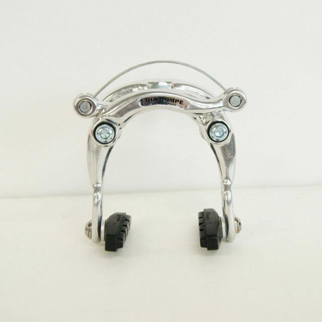 Dia-Compe DC-750 Road Bike Brake Caliper //// Rear //// Center Pull //// Silver