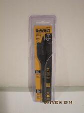"DeWalt DW1582 1"" x 6"" WOOD BORING BIT-FREE SHIPPING NEW IN SEALED PACKAGE!!!!"