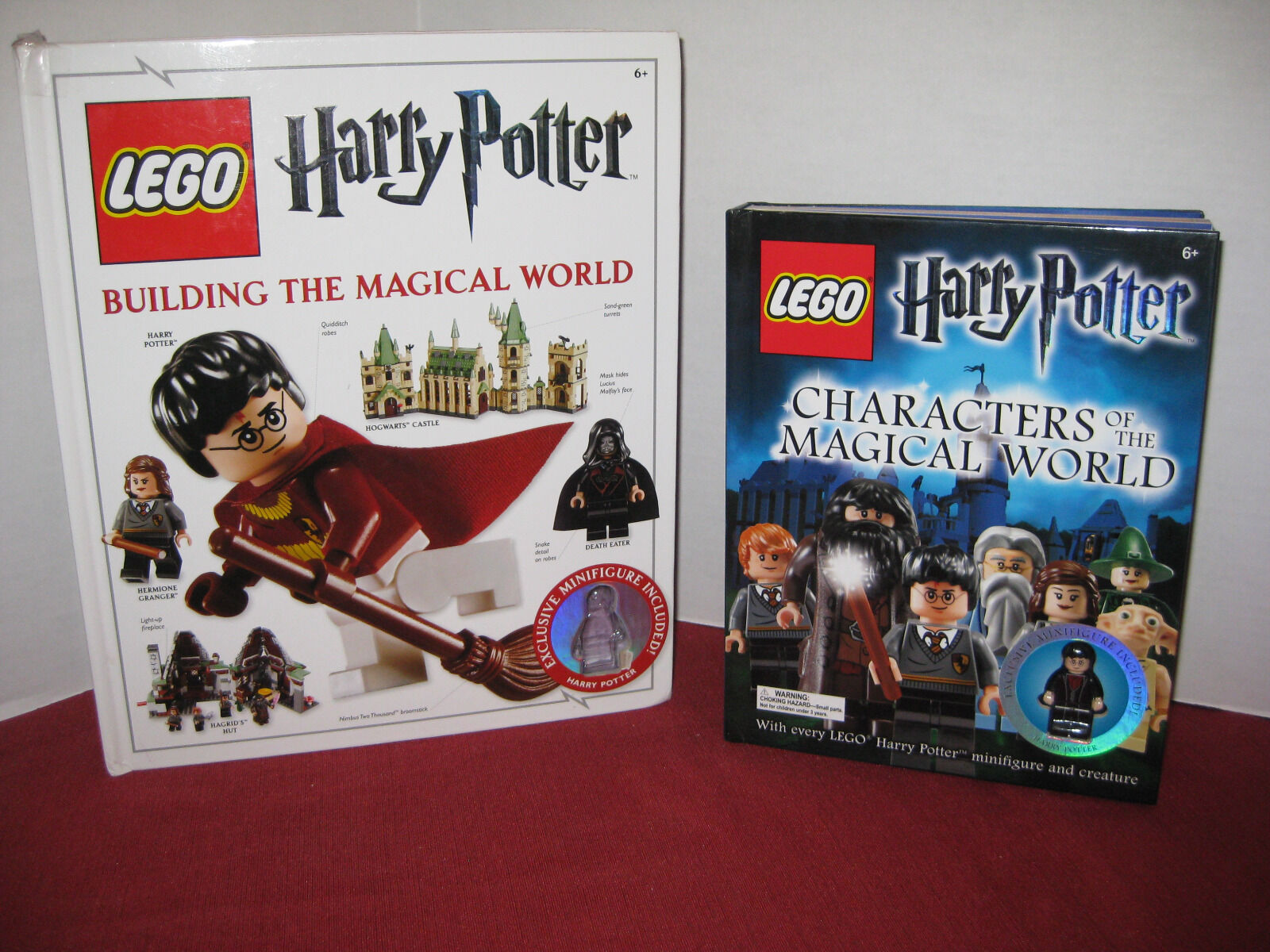 Lego Harry Potter Complete Collection of 55 sets plus all minifigs