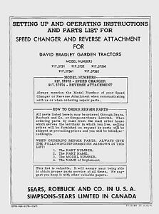 David-Bradley-Speed-Changer-and-Reverse-Attachment-Manual