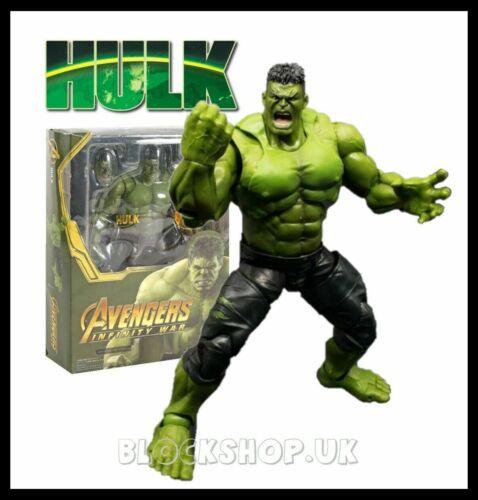 "8/"" /""Tall-Infinity War-Action Hero Figura Giocattolo MARVEL AVENGERS-HULK"